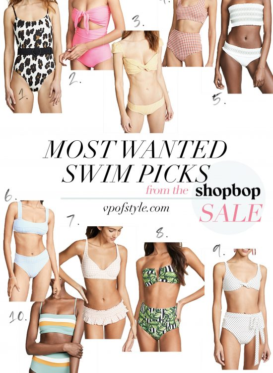 SHOPBOP SWIM SUITS
