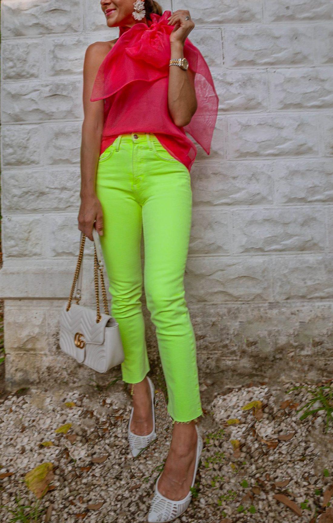 neon trend