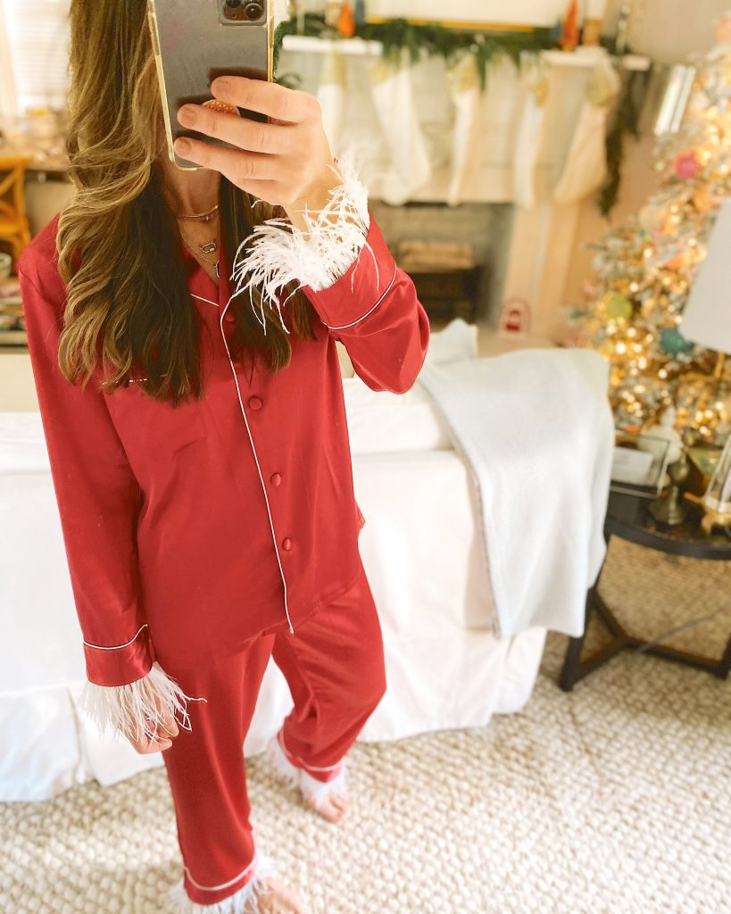 dreamer pajama look for less