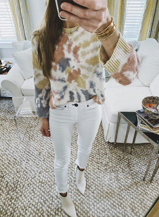 tie dye fashion trend