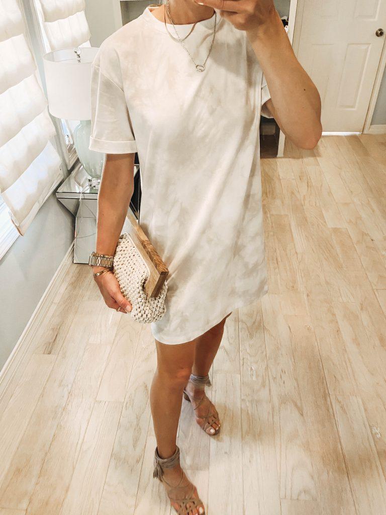 target t shirt dress