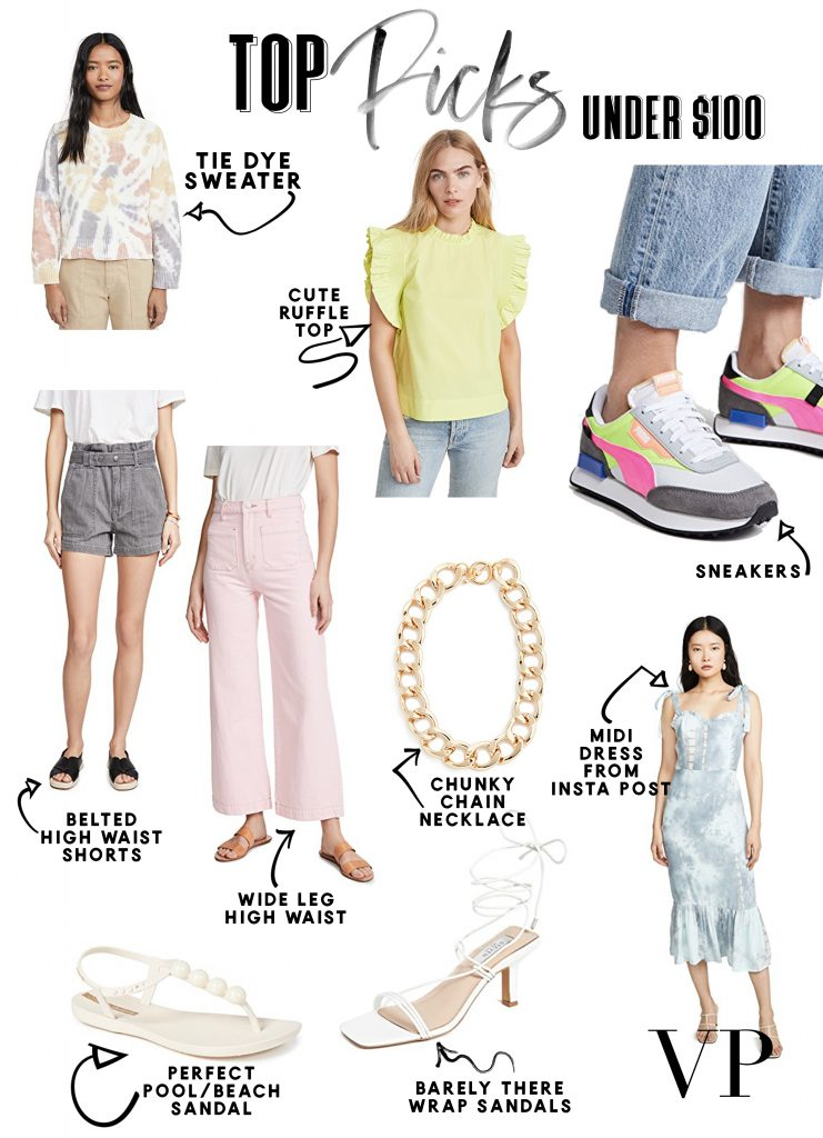 SHOPBOP spring sale picks under $100