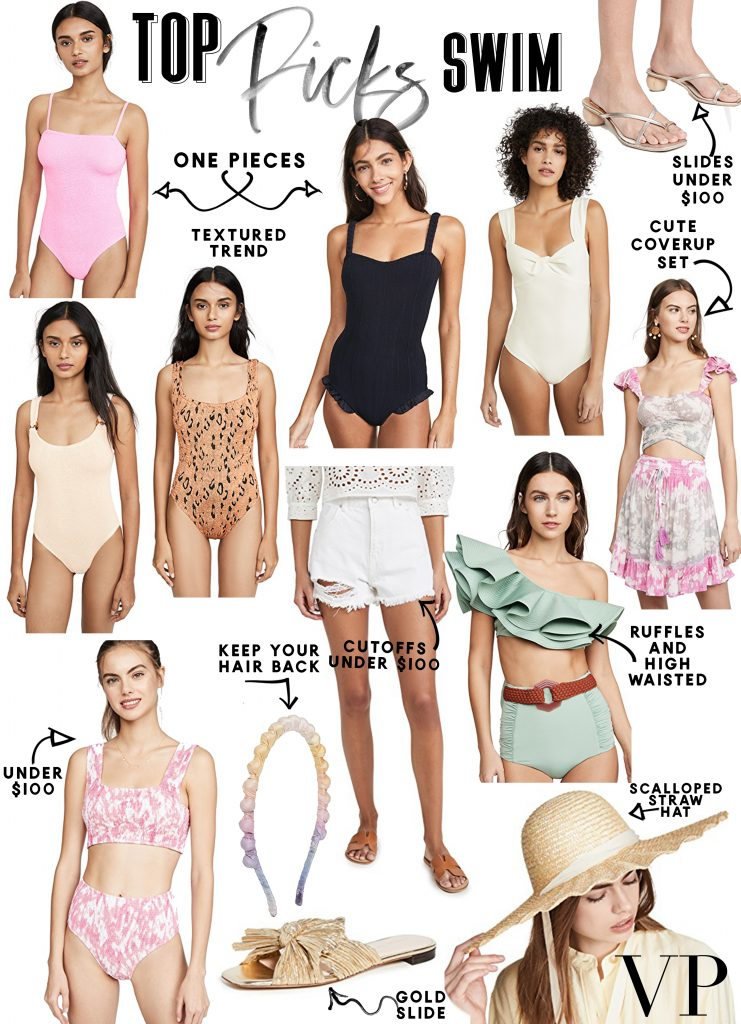 shopbop spring sale swim picks