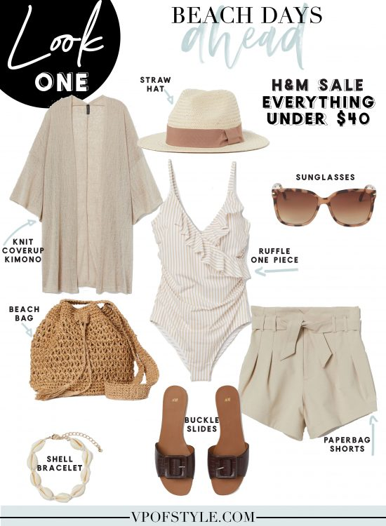 hm flash sale beach look 1
