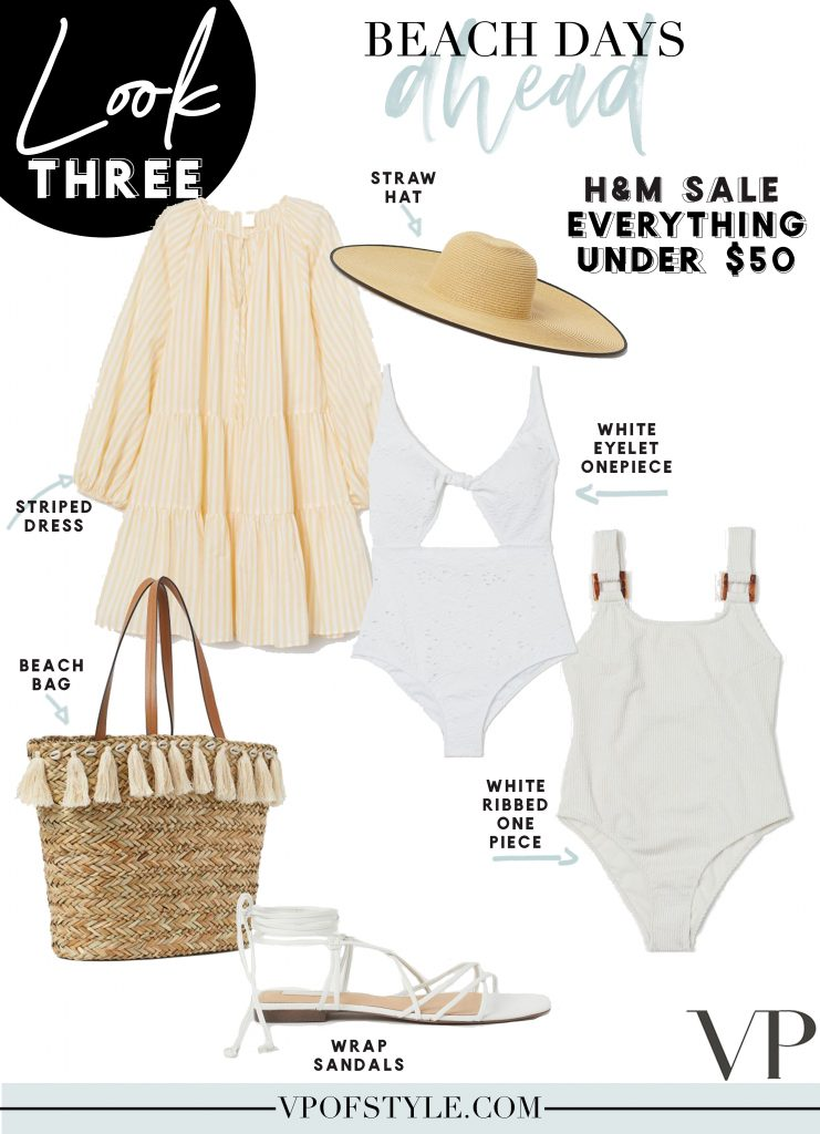 hm flash sale beach looks 3
