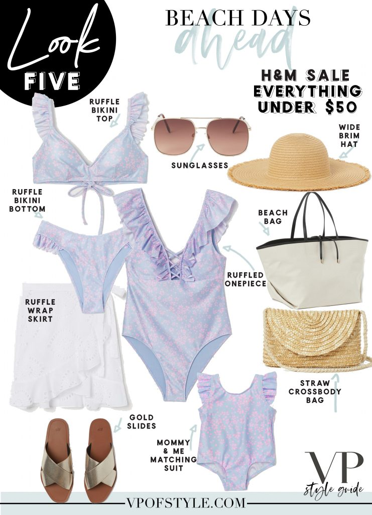 hm beach look style guide look 5