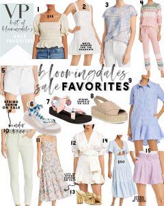 Bloomingdale's spring sale favorites
