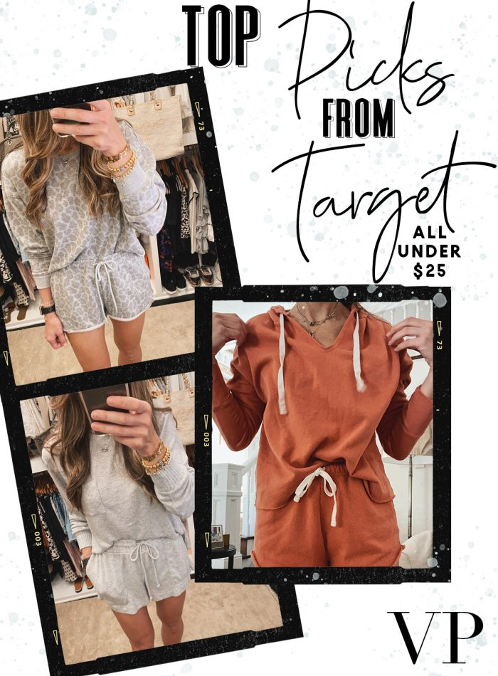 target loungewear picks under $25
