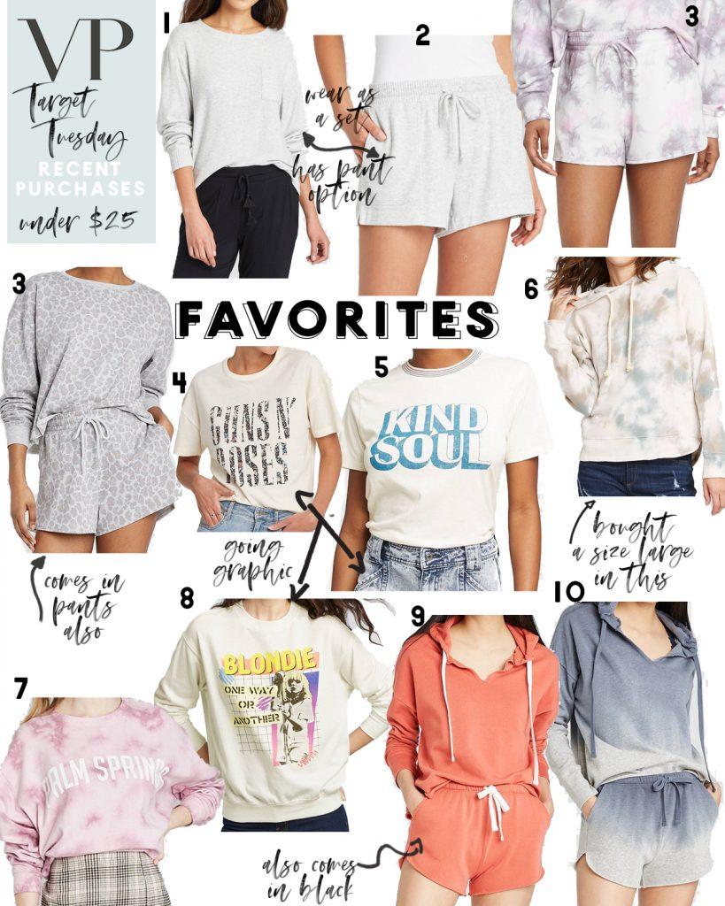 target favorites under $25