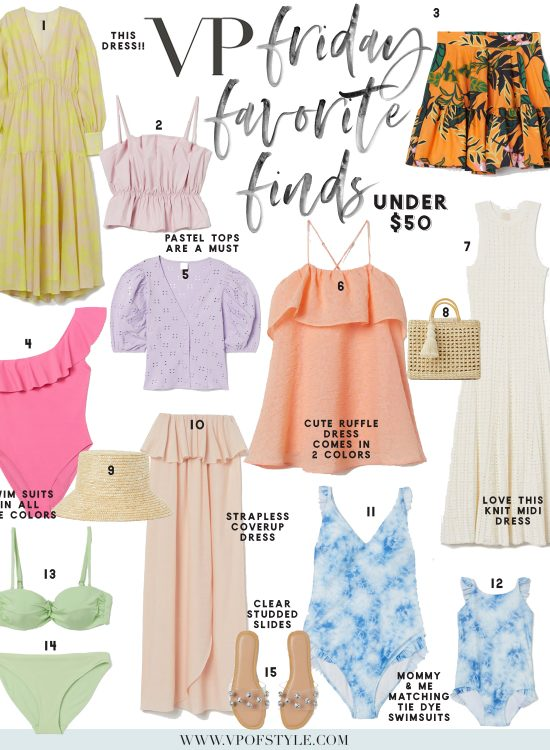 Friday favorite finds under $50