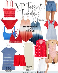 Memorial Day style picks from target
