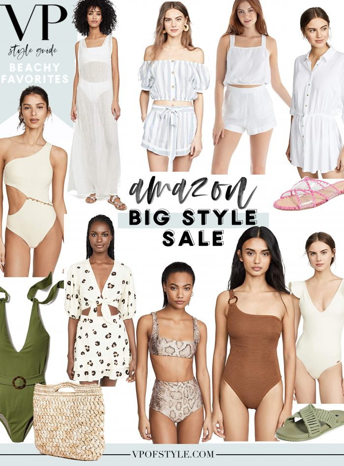 AMAZON's BIG STYLE SALE FAVORITES