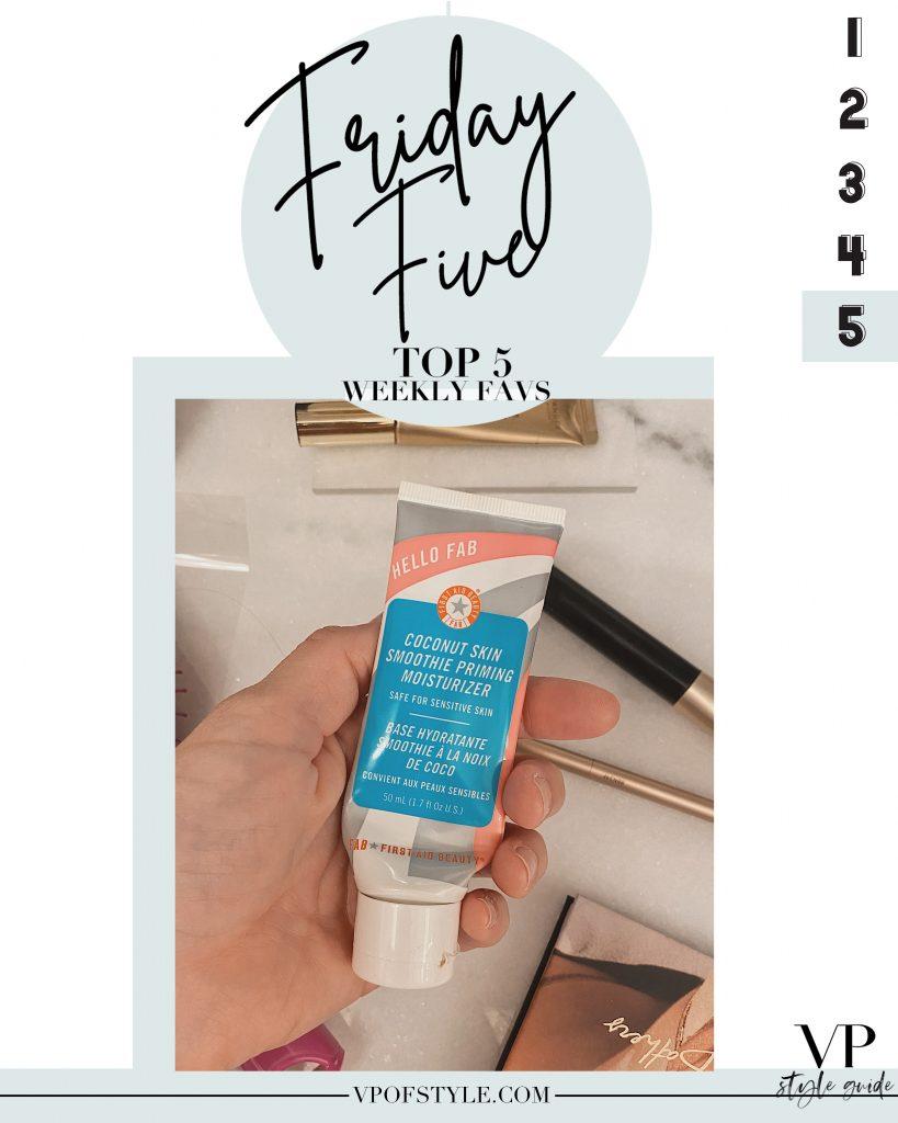 fab priming moisturizer