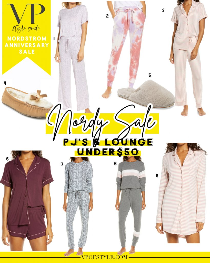 nordstrom anniversary sale pjs and lounge