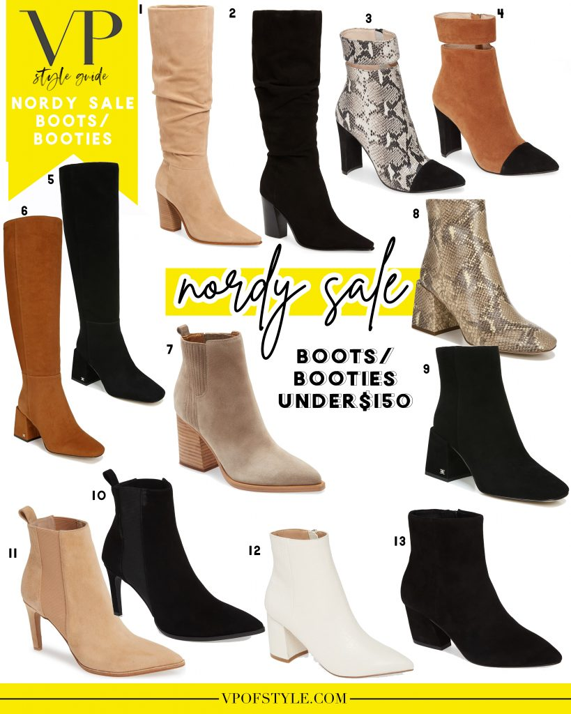 nordysale boot and booties