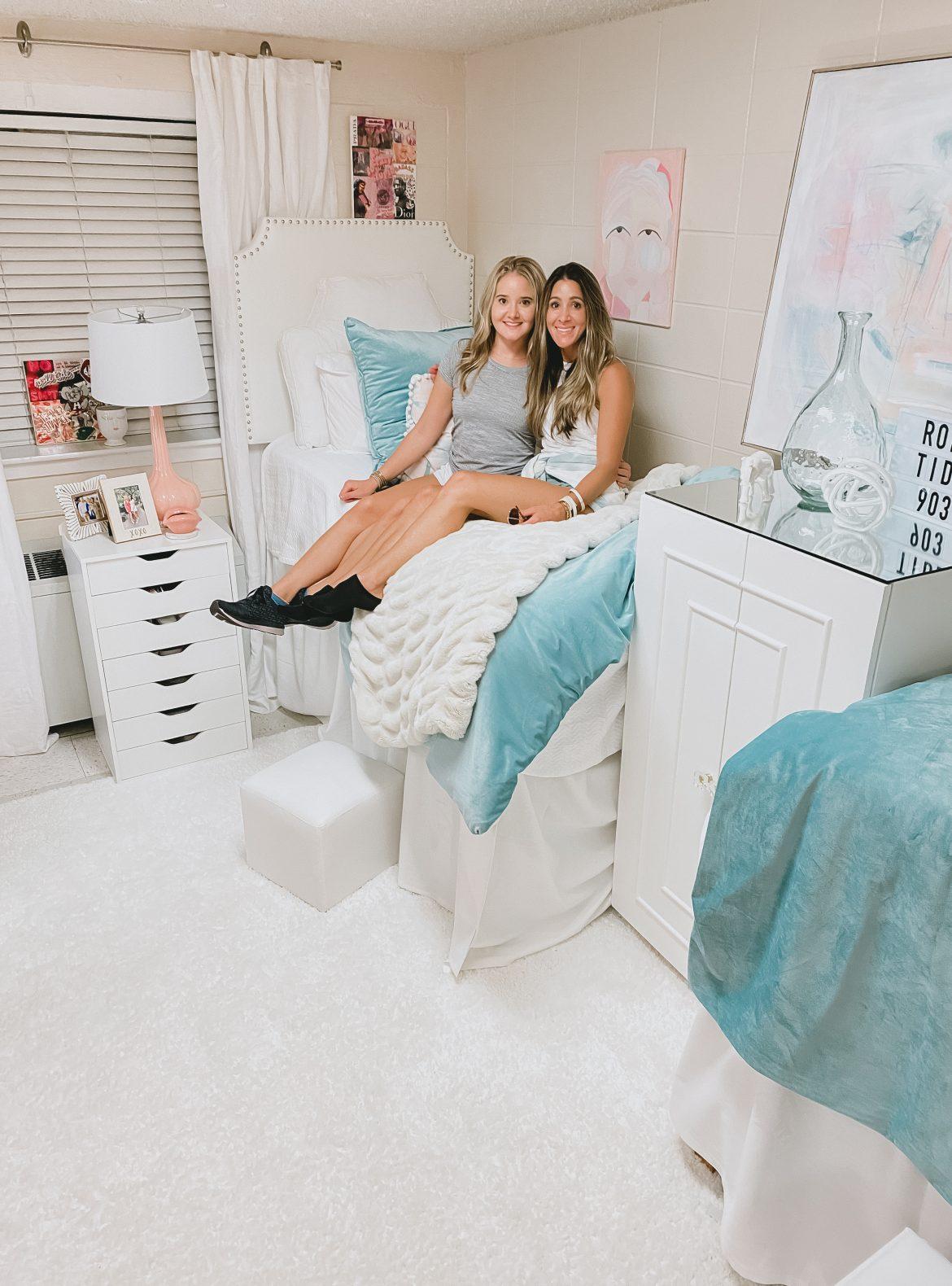 Tutwiler dorm decor