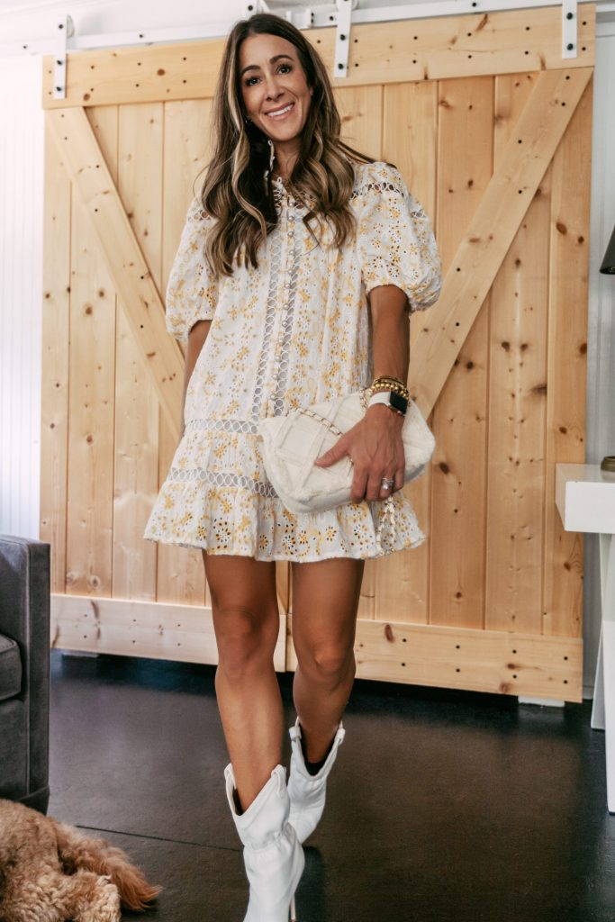 how to style a Dres from day to date night