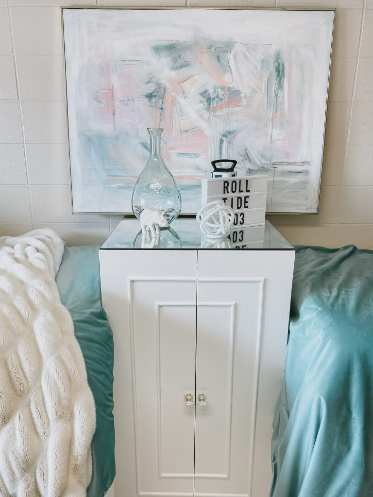 dorm room refrigerator cabinet
