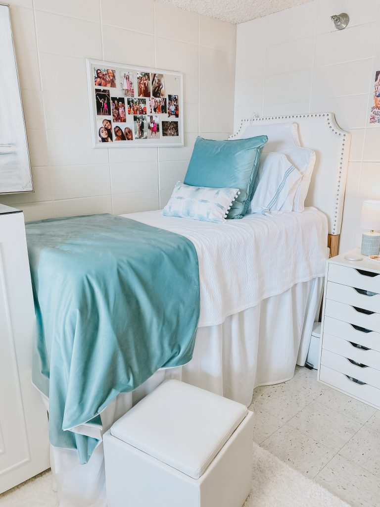 dorm room decor bedding