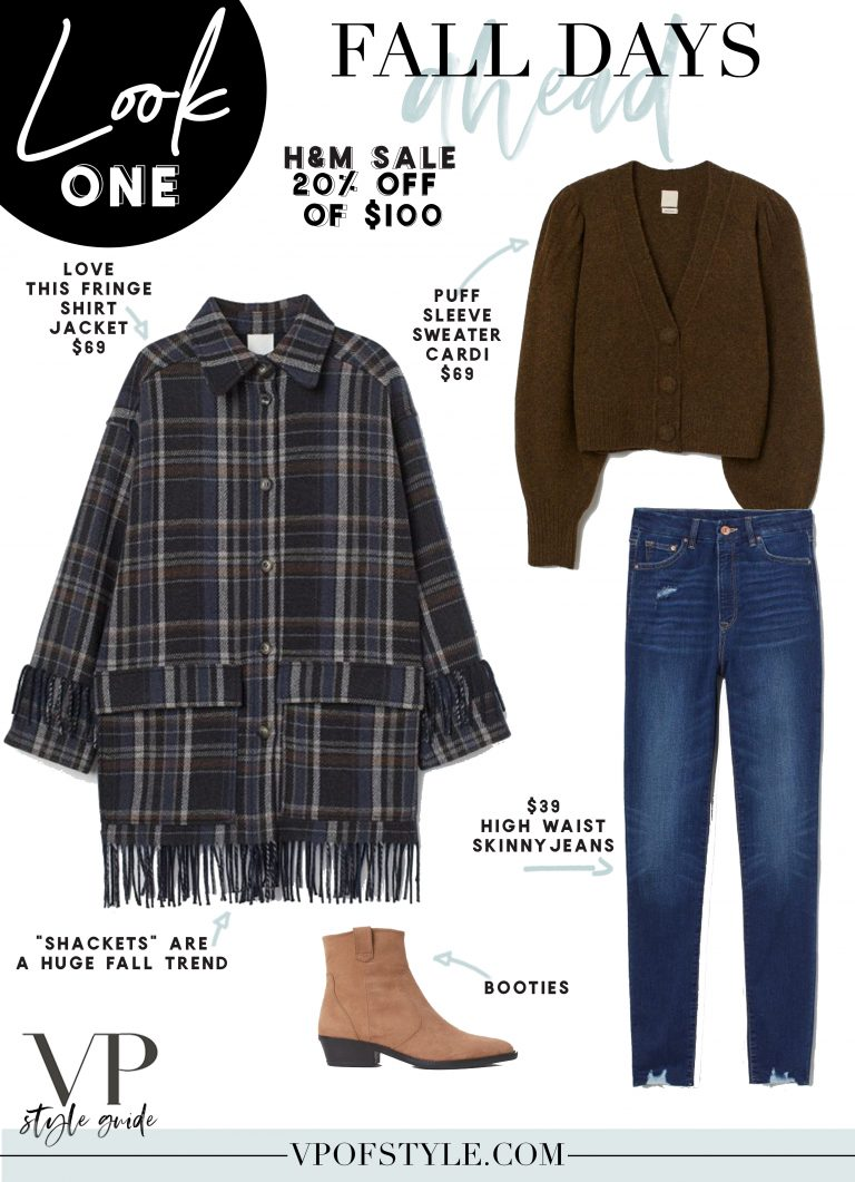 h&M fall2020 outfit ideas