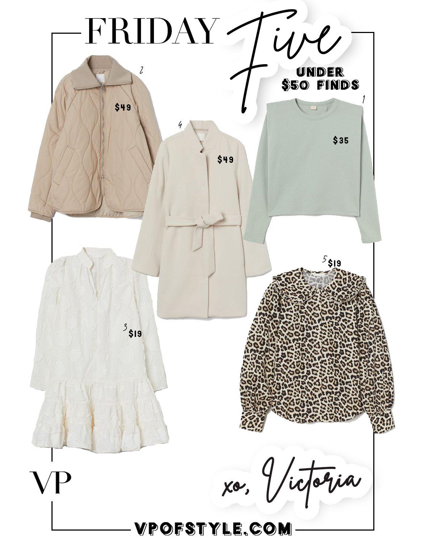 under $50 fashion finds