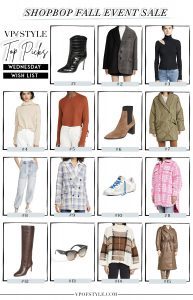 shopbop fall 2020 event sale top picks