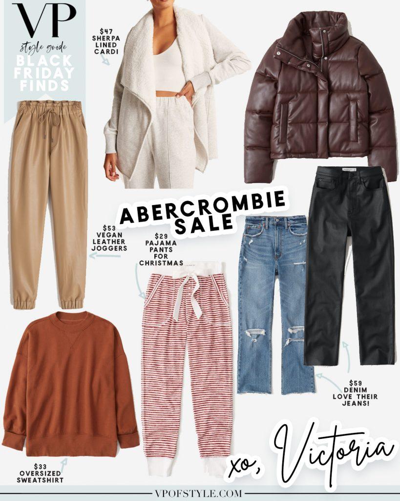 abercrombie Black Friday sale picks