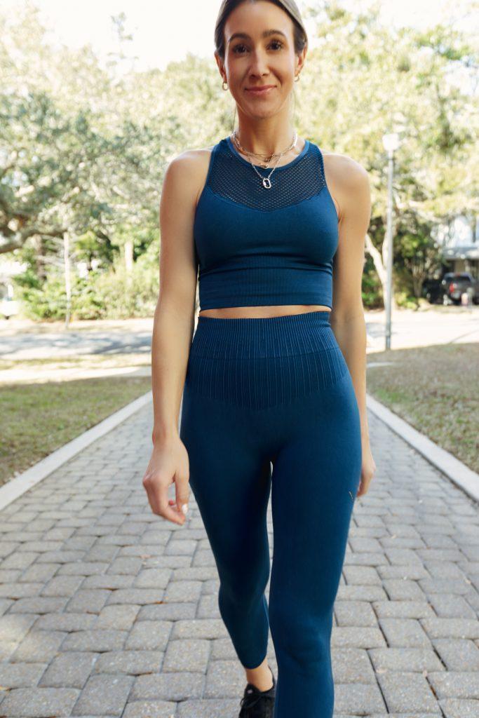 target workout set
