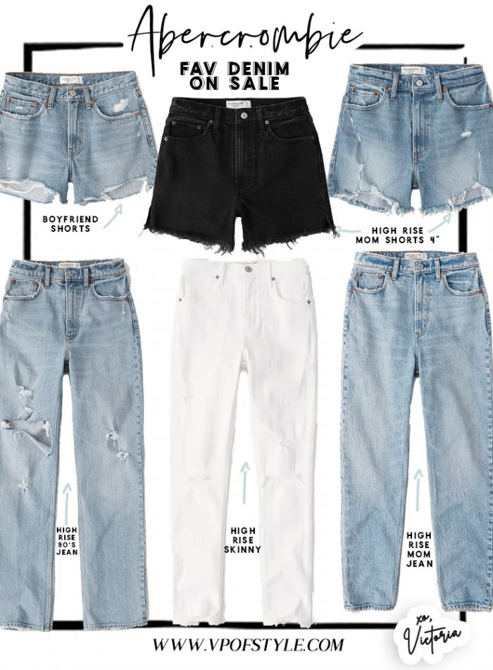 abercrombie jean sales