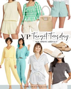 target TUESDAY new spring arrivals
