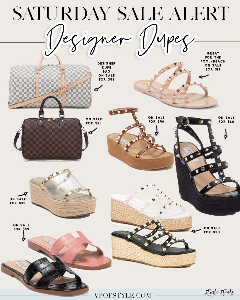 designer dupes on sale